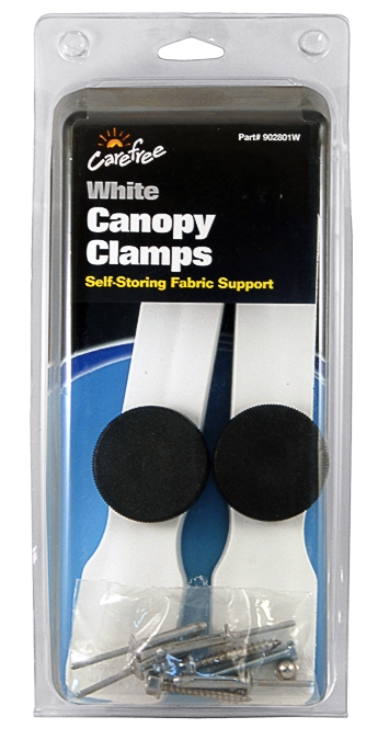 902801 Carefree RV Awning Fabric Clamp Black