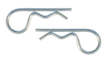 910023 Roadmaster Trailer Hitch Pin Clip For Use As Storage Hairpin