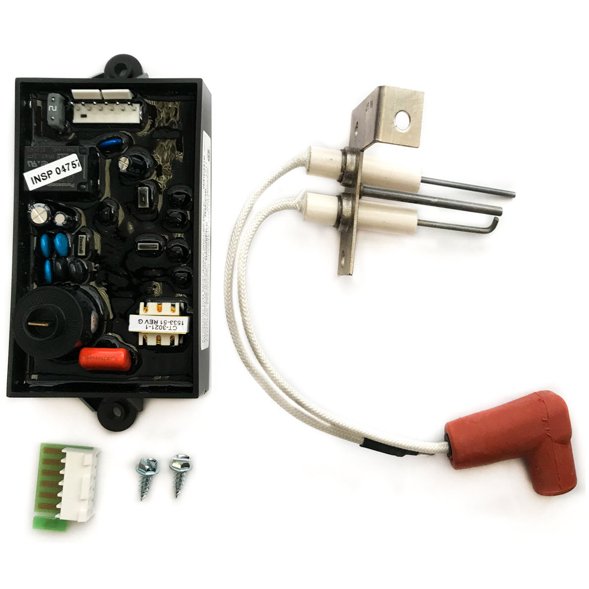 91363MC M C  Enterprises Ignition Control Circuit Board Universal  Replacement For Atwood Water Heaters