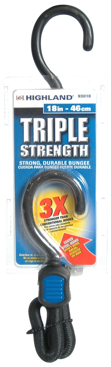 9301800 Highland Bungee Cord Rubber