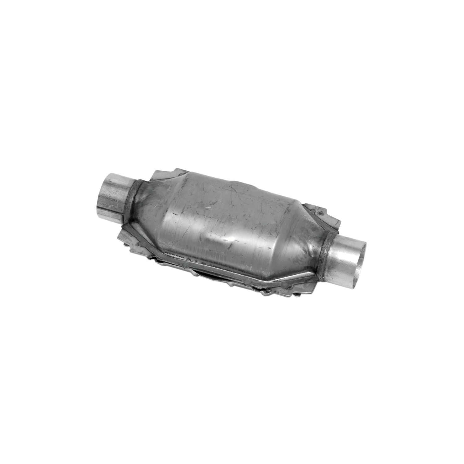 93239 Walker Exhaust Catalytic Converter Small Oval Stainless Steel