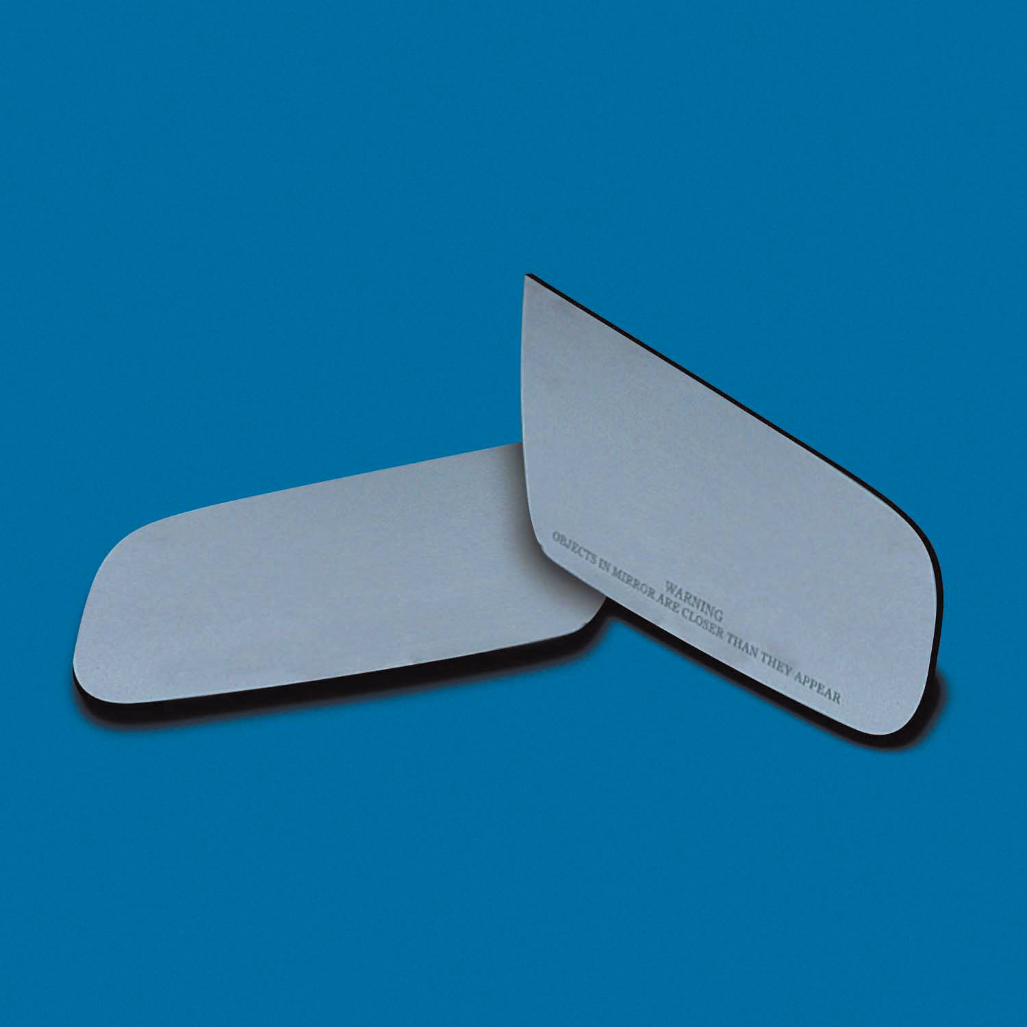 950-12110 Street Scene Exterior Mirror Glass Custom Fit