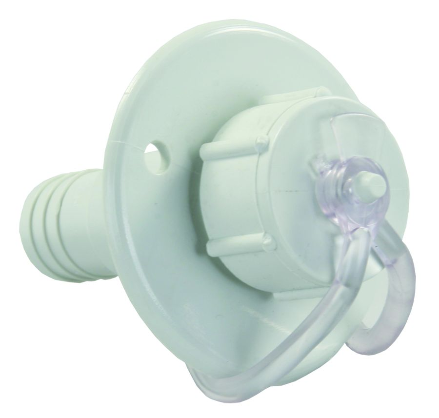 95185 JR Products Sink Trap Use To Drain Sink/ Shower Directly To The