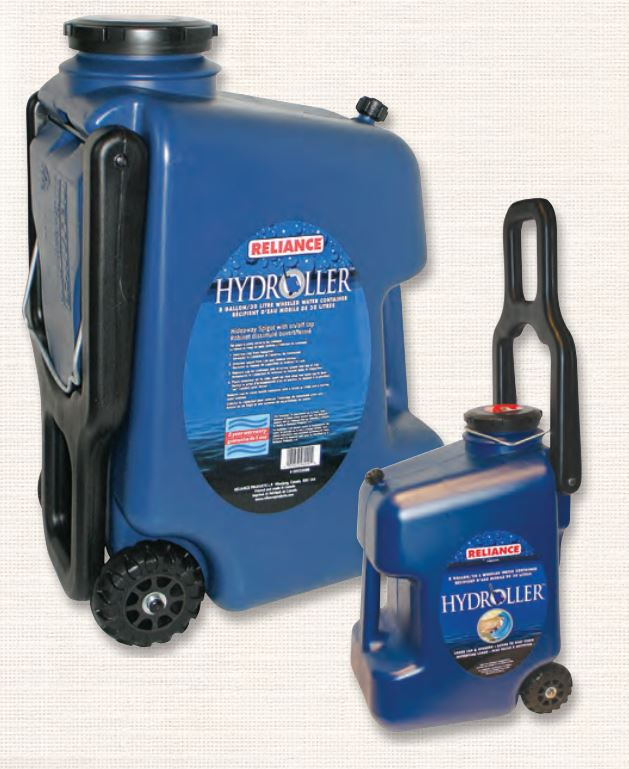 9600-03 Reliance Water Carrier 8 Gallon Capacity