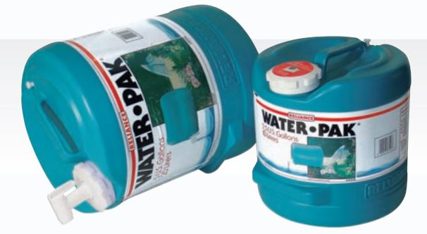 9712-03 Reliance Water Carrier 2.5 Gallon Capacity