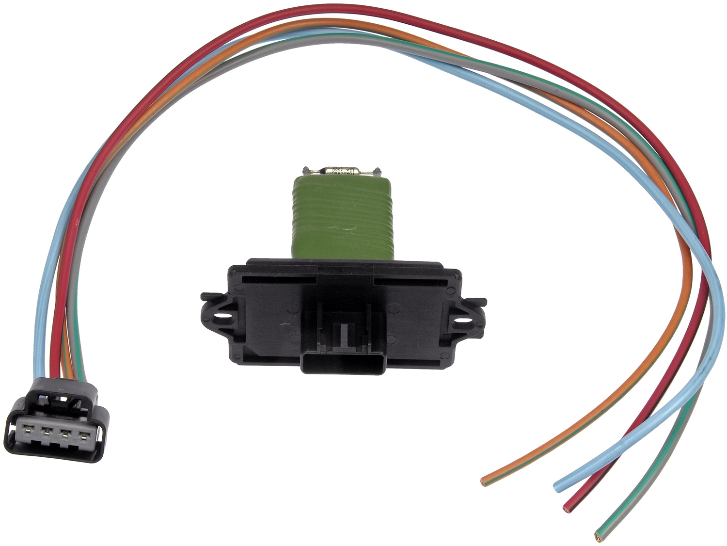 973-404 Dorman Blower Motor Speed Resistor and Harness Pigtail
