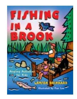 978-0-87905-940-8 Gibbs Smith Book Angling Activities For Kids