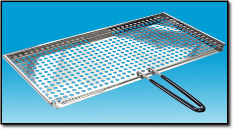 A10-297 Magma Products Griddle For Use With Magma Grills