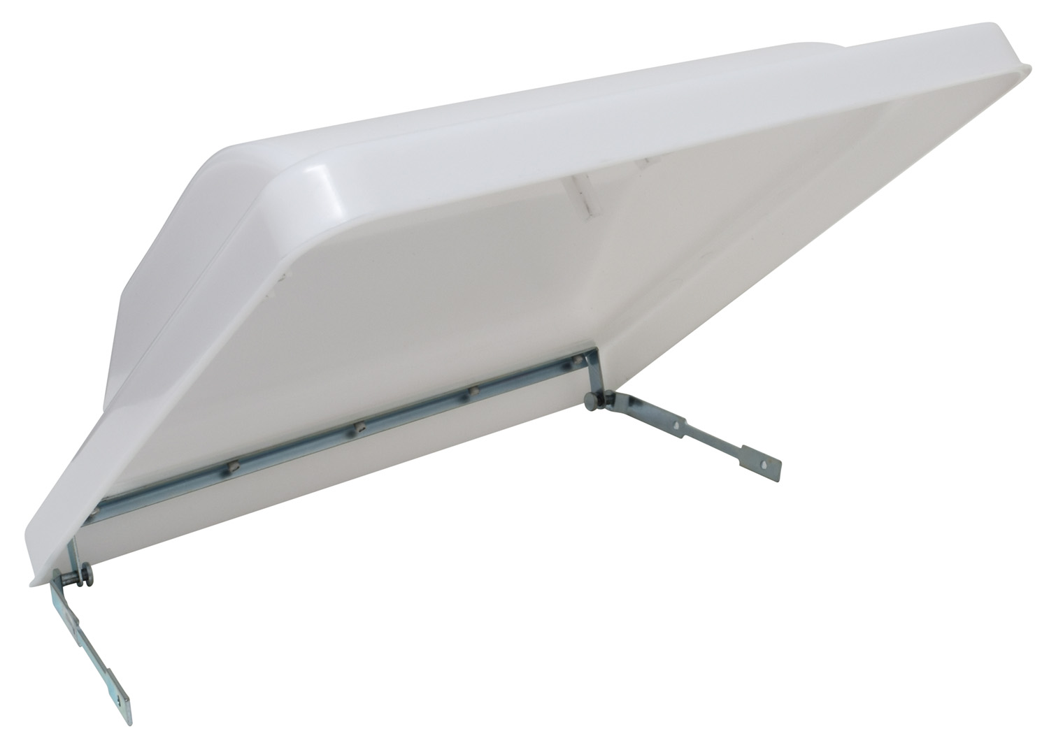 A10-3375PB Valterra Roof Vent Lid Replacement Universal Lid For
