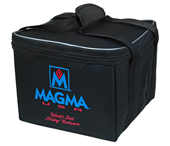 A10-364 Magma Products Campfire Cookware Storage Bag Fits With Magma