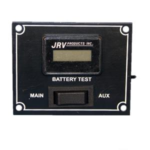 A7312BL JRV Produc ts Battery Load Tester Tests Two Batteries