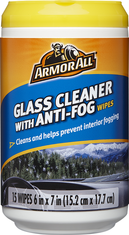 17592 Armor All/ STP Glass Cleaner Use To Clean And Prevent Interior