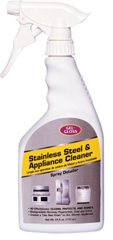 AC-24 TR Industry/ Gel Gloss Multi Purpose Cleaner Used To Remove