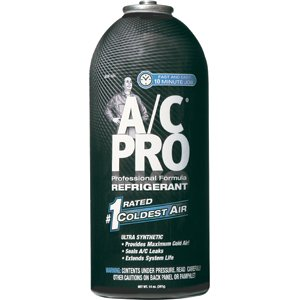 ACP-101 Interdynamics Air Conditioner Refrigerant Use To Provide