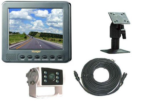 AOS562 ASA Electronics Backup Camera Universal Mount
