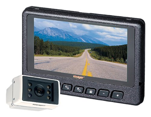 AOS701 ASA Electronics Video Monitor 7 Inch