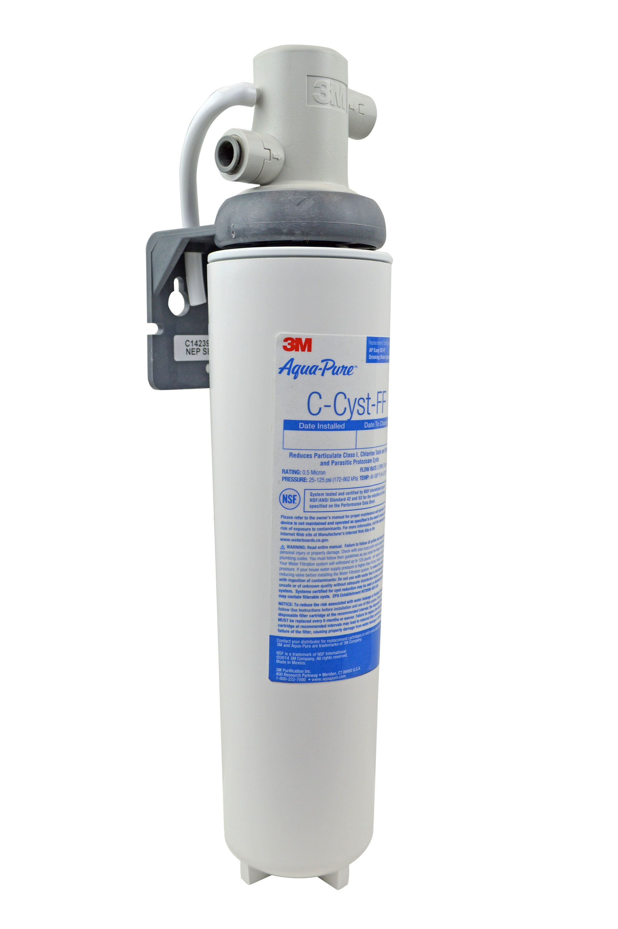 5630710 3M Purification, Inc Fresh Water Filter Under Sink