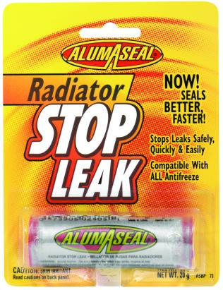 ASBPI12 303 Products Inc. Radiator Sealer Stops Leaks Prevents