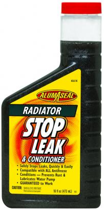 ASLC16 303 Products Inc. Radiator Sealer Stops Leaks Quickly