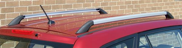 AVXX48-SV Perrycraft Roof Rack Side Rail Aluminum