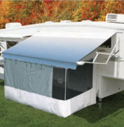 711920WP Carefree RV Awning Enclosure For Full Size Bag and Box