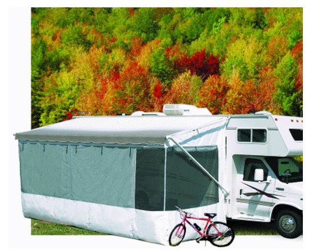 711320WPF Carefree RV Awning Enclosure For Full Size Bag and Box