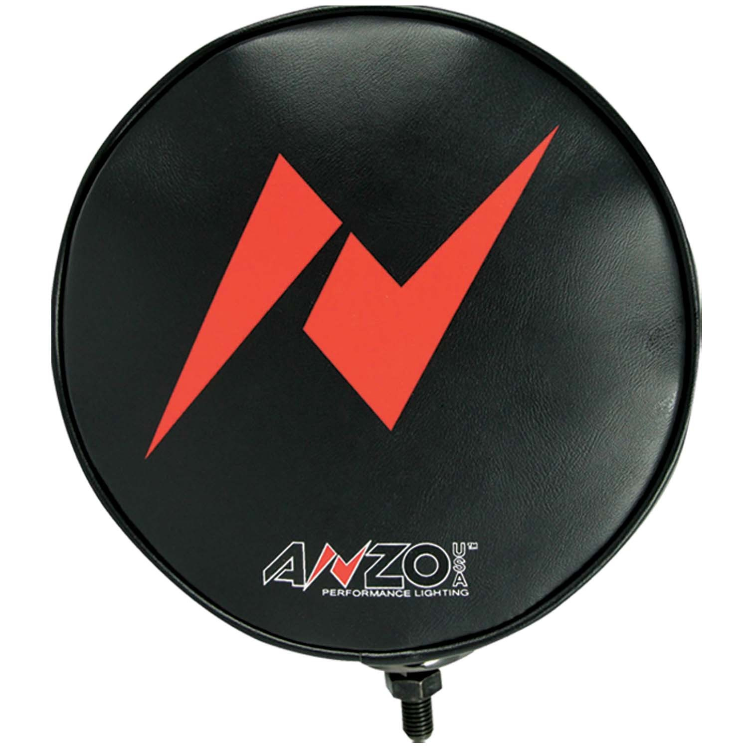 851022 Anzo Driving/ Fog Light Cover 8 Inch Round