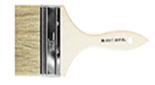 BB00017 Howard Berger Paint Brush 4 Inch Chip Brush