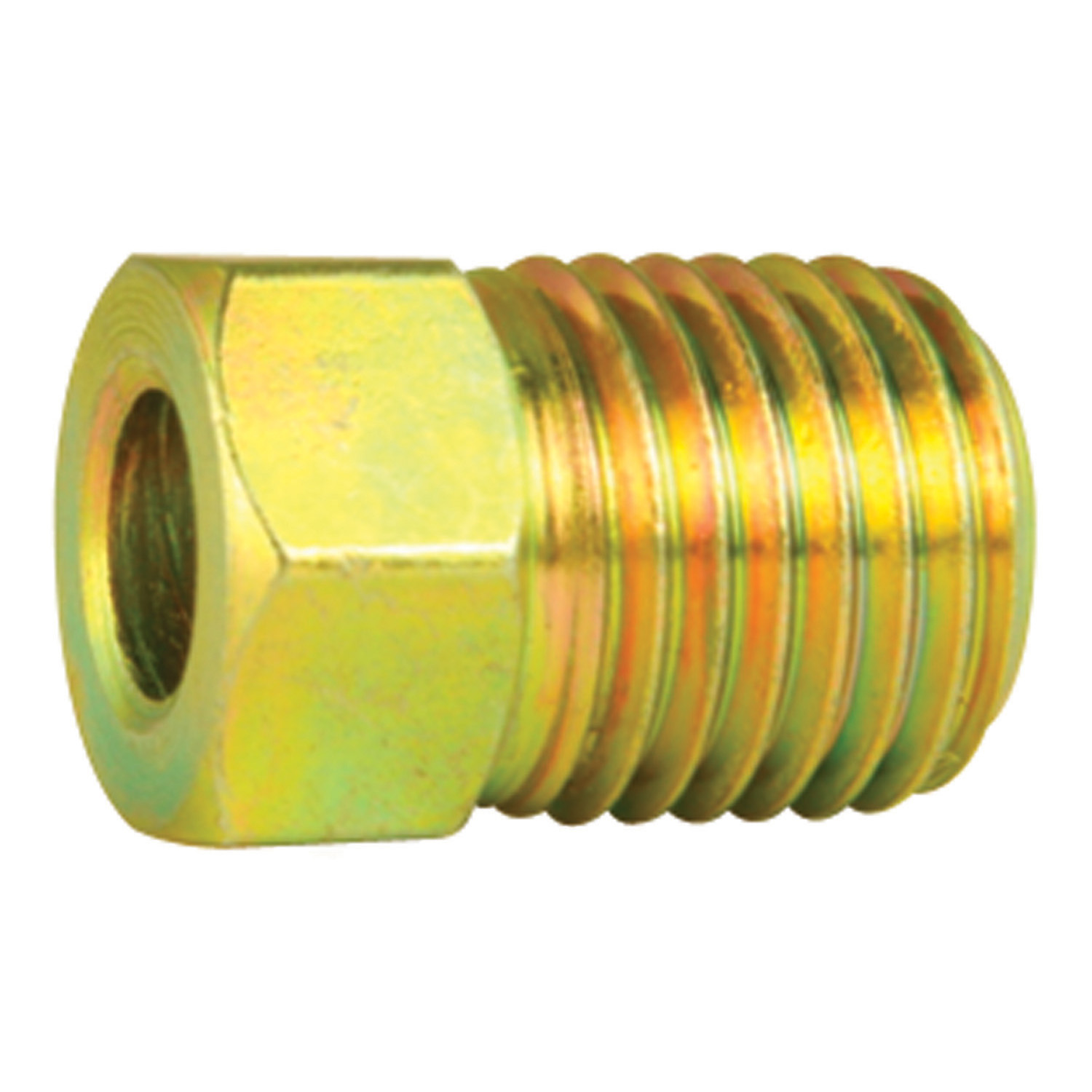BLFX-12 AGS Tube End Fitting Nut 3/16 Inch Tube Size 3/8-24 Inverted