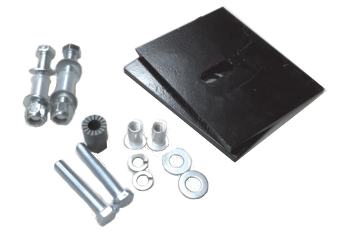 BSA-HALUMKT Bedslide Bed Slide Installation Kit Used for Bedslide