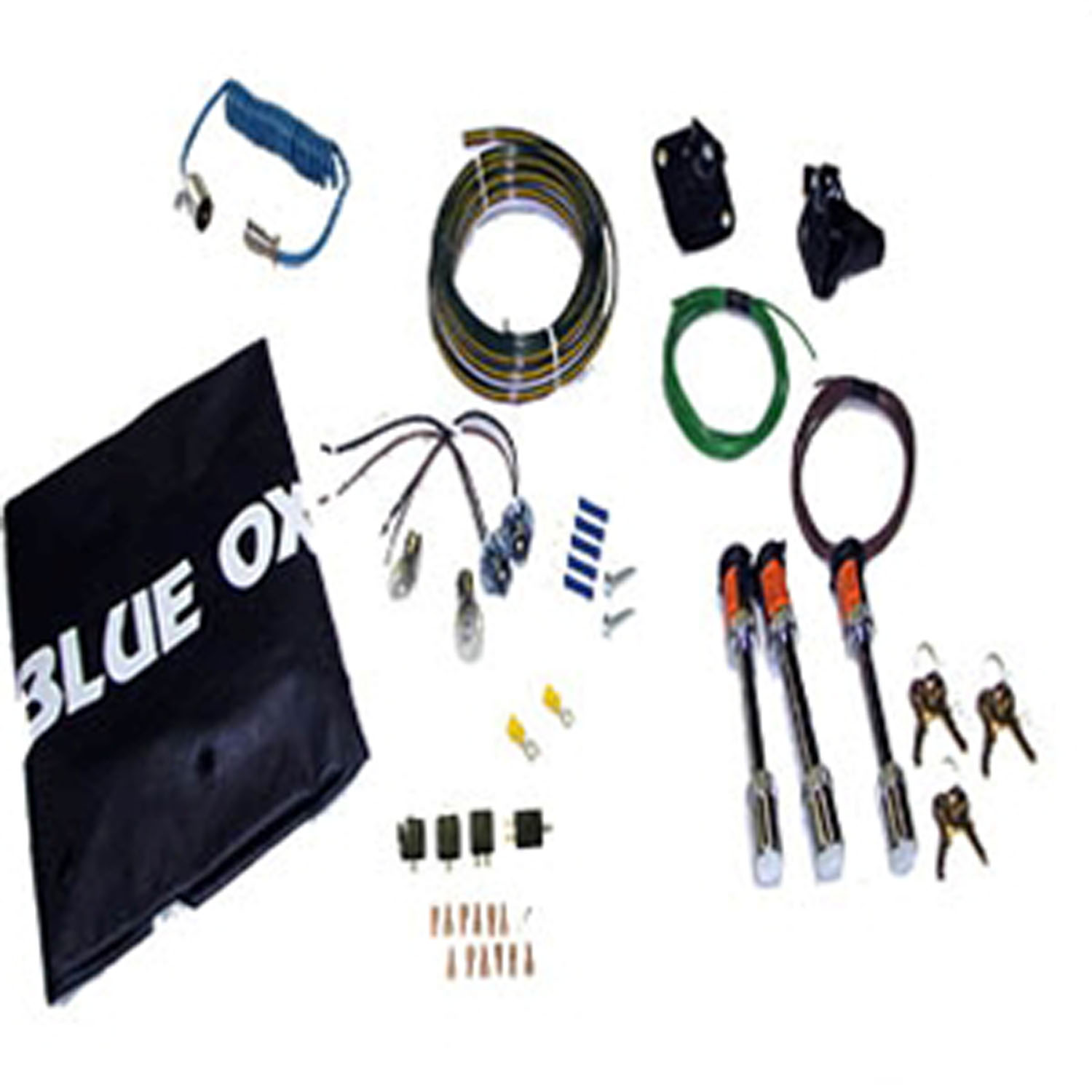 BX88231 Blue Ox Trailer Hitch Accessory Kit Includes Bulb and Socket