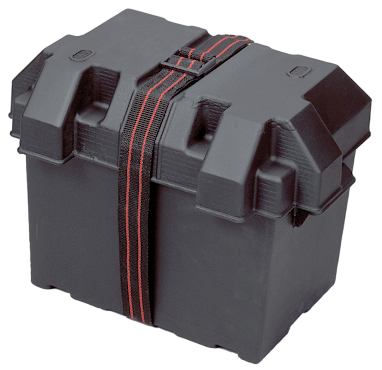 13035 Powerhouse Battery Box Fits Group 27 Batteries