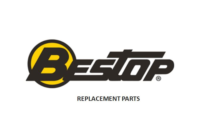 503.15 Bestop Running Board Mounting Kit Replacement Spacer Kit for