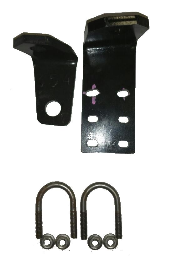 C-354K14 Safe-T-Plus Steering Stabilizer Bracket With Anchor Bracket/