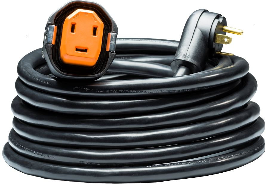 C30303 SmartPlug Systems Power Cord For Use With RV Power Supply Cords