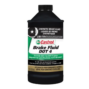 CA12509 Castrol Oil Brake Fluid Single