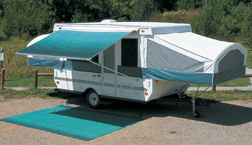 Campout Bag Awnings
