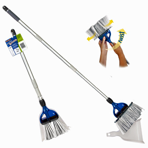 Brooms, Brushes, Cloths