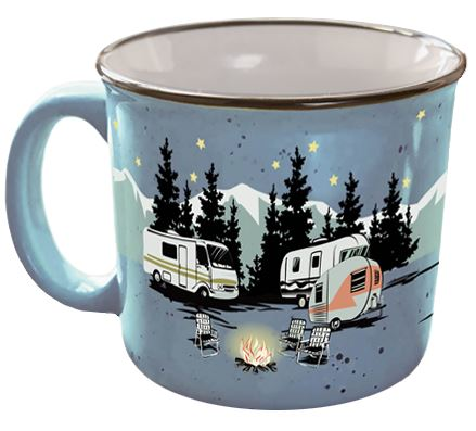 CC-004B Camp Casual Mug Travel Mug