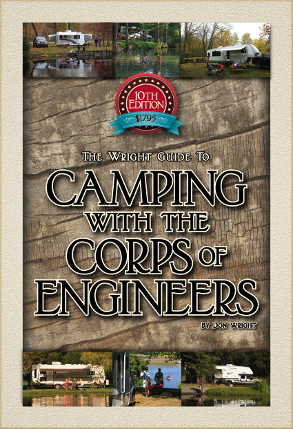 CCE10 Cottage Publishing Book Guide To United States Campgrounds