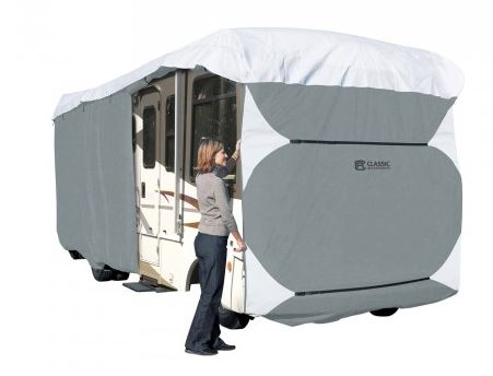 70263 Classic Accessories RV Cover For Class A Motorhomes
