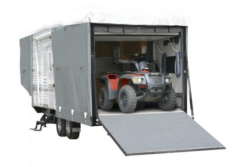 72563 Classic Accessories RV Cover For Toy Haulers