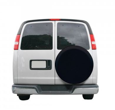 75387 Classic Accessories Spare Tire Cover Fits 30 Inch To 33 Inch