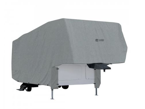 80-149-141001-00 Classic Accessories RV Cover For Fifth Wheel Trailers