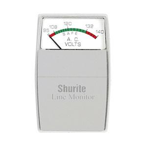 80406LTS SHURITE Electical RV Line Voltage Monitor Analog