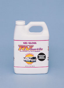 CW-32 TR Industry/ Gel Gloss Car Wash And Wax Cleans/ Waxes/ Seals