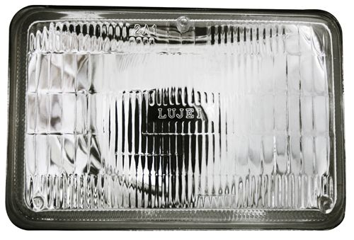 CWC-7004 IPCW (In Pro Car Wear) Headlight Assembly 4 x 6 Inch
