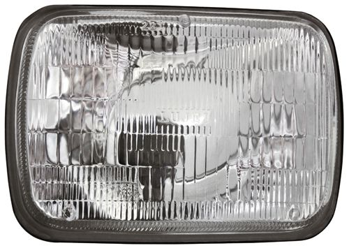 CWC-7005 IPCW (In Pro Car Wear) Headlight Assembly 7 x 6 Inch