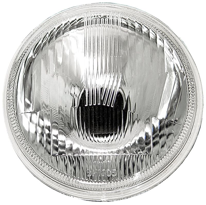 CWC-7006 IPCW (In Pro Car Wear) Headlight Assembly 7 Inch Round