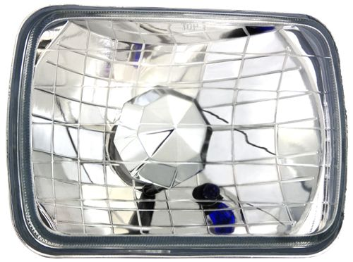 CWC-7012 IPCW (In Pro Car Wear) Headlight Assembly 7 x 6 Inch